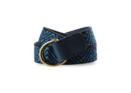 Cinturón de MISSONI (200 €).