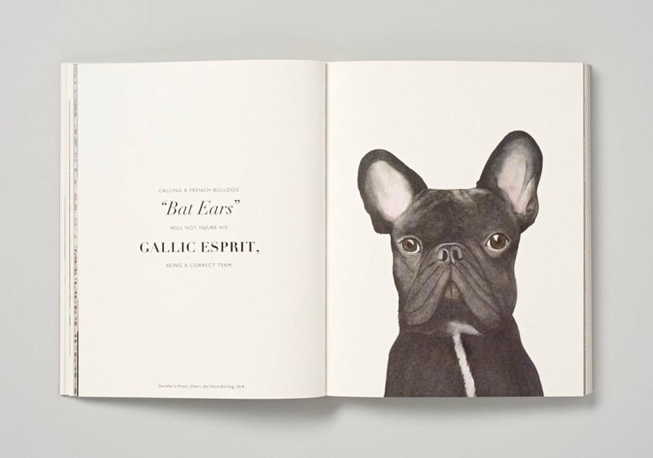 """Gilbert, the French Bull Dog"" by Daniella Lo Presti"