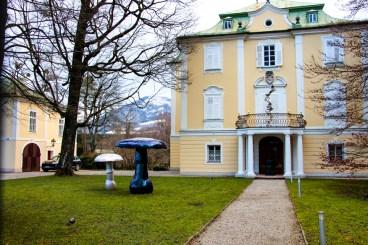 Casa del galerista Ropac.