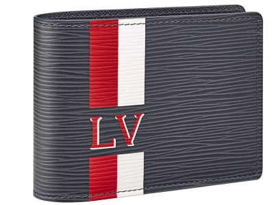 Cartera multiple stripes LOUIS VUITTON, 445 €.