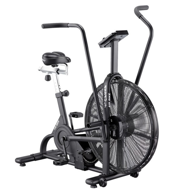 La nueva ASSAULT AIR BIKE es la mejor bicicleta de crosstraining del mercado (made in EEUU), 910 €.
