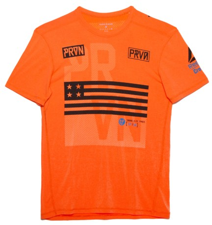 Camiseta REEBOK, 45 €.