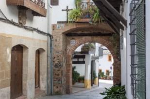 Arco de Sevilla.