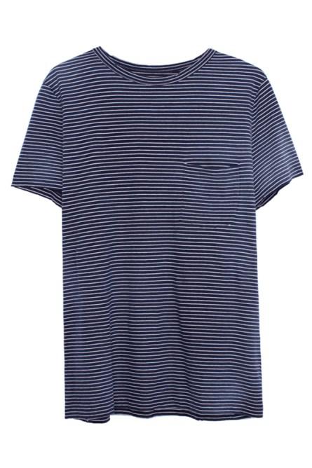 Camiseta marinera, ZADIG & VOLTAIRE, 78 €.