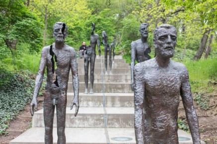 Monumento a las Víctimas del Comunismo.