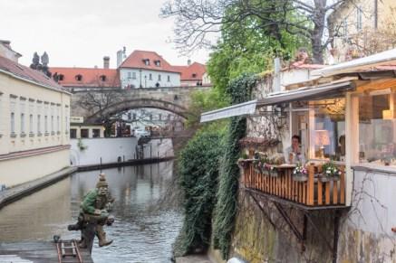 restaurante Velkoprevorsky Mlyn.