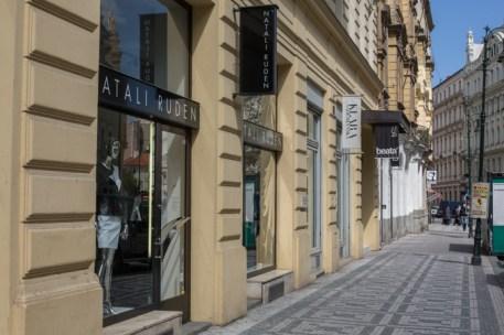 Tiendas de los diseñadores checos.