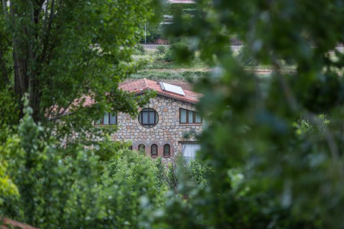Hotel Molino de Alcuneza.