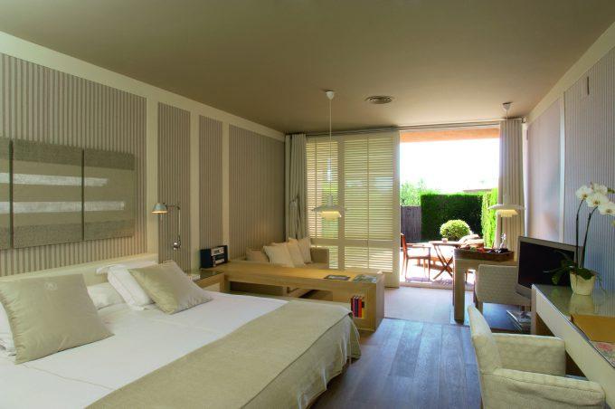 Suite Jardín.