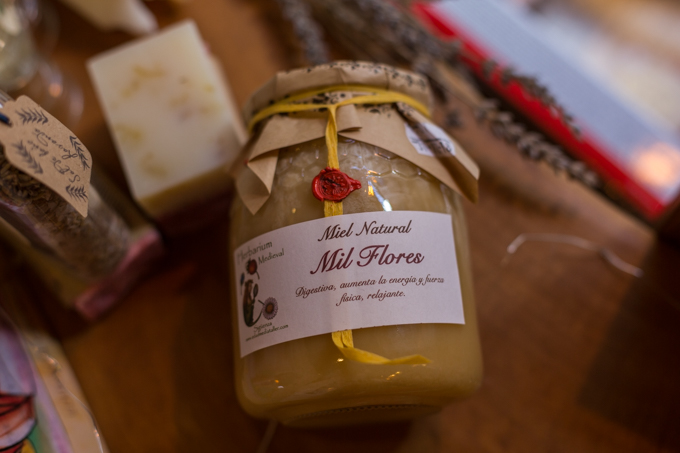 Miel de Alcarria, Mil Flores.
