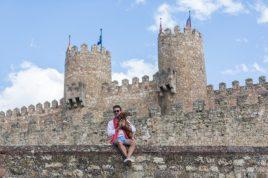 castillo de Sigüenza.