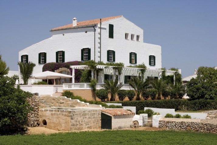 Casa principal, una vivienda señorial del siglo XVIII.