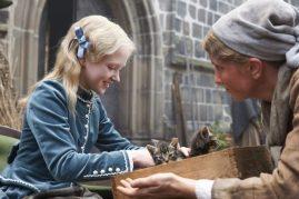 Imágenes de la película. En Frankfurt, Klara (Isabelle Ottmann).