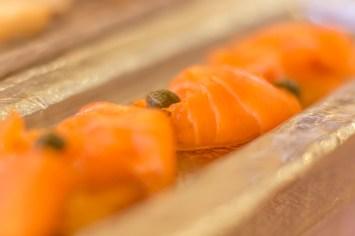 El salmón que se comió Eros.