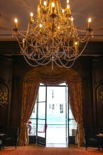 Salón para Eros en La Mansión del Four Seasons.