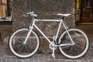 Bicicletas por doquier.