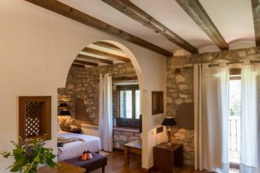 Suite en el edificio antiguo.
