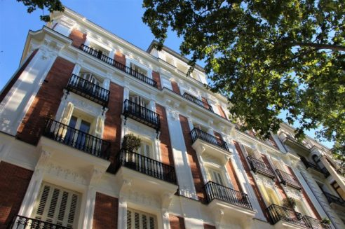 calle Antonio Maura