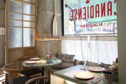 El Canadiense, el nuevo restaurante de Carlos Moreno Fontaneda en Madrid es un must go! Ofrece 2 cenas para 2. DONATIVO: 120 € (4 menús de 30 € c/u).