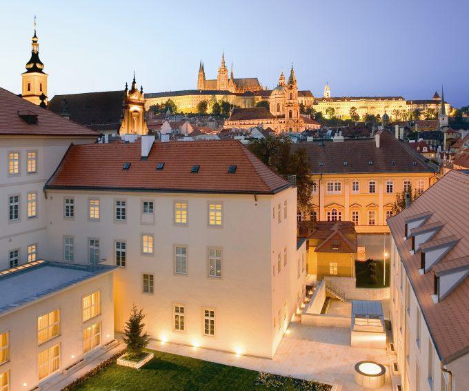Mandarin Oriental Praga.