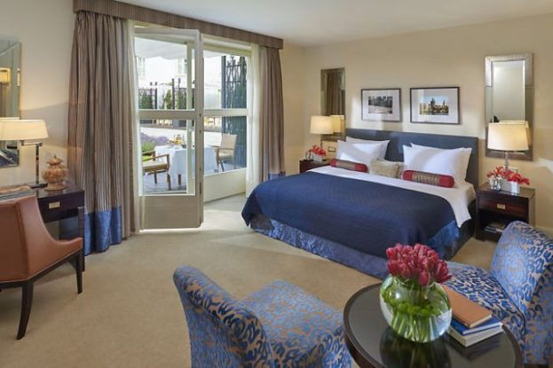 Suite Deluxe con terraza.