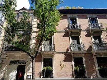 Edificio donde se aloja el nuevo restaurante del grupo Le Cocó.