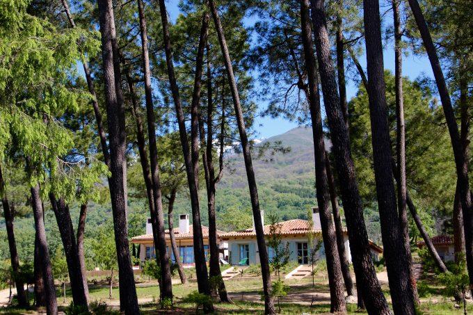 Quinta San Cayetano.