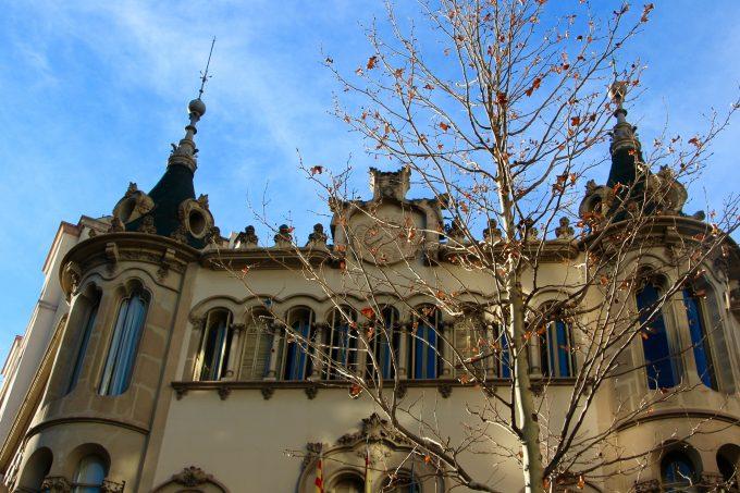 Círculo Escuestre de Barcelona.