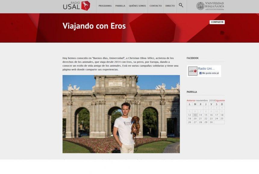 Radio USAL