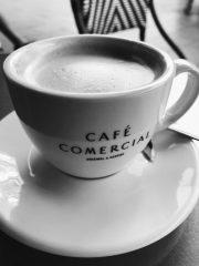 Café Comercial Madrid.