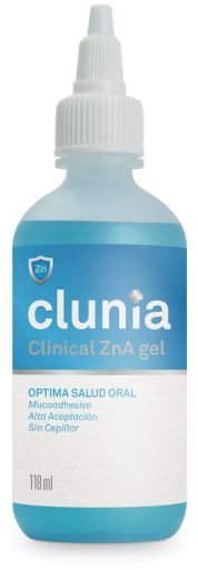 Clunia Clinical ZnA gel.