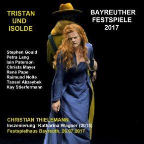 """""""Tristán e Isolda"""" de Wagner, dirigida por Christian Thielemann."""