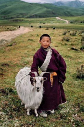 Litang, Tibet, 2001.
