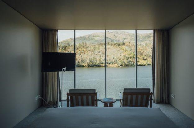 Habitación con vistas.