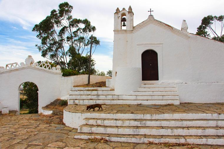 Ermita de Nuestra Señora de Aracelis.