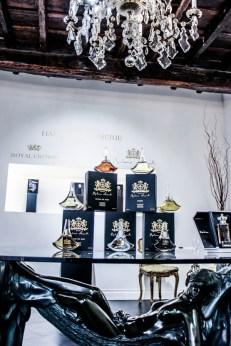 Boutique del nariz Antonio Visconti.