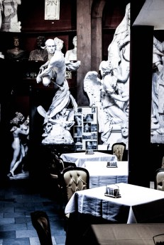 Restaurante Canova Tadolini.