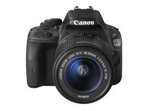 Canon EOS 100D, pequeña y ligera.