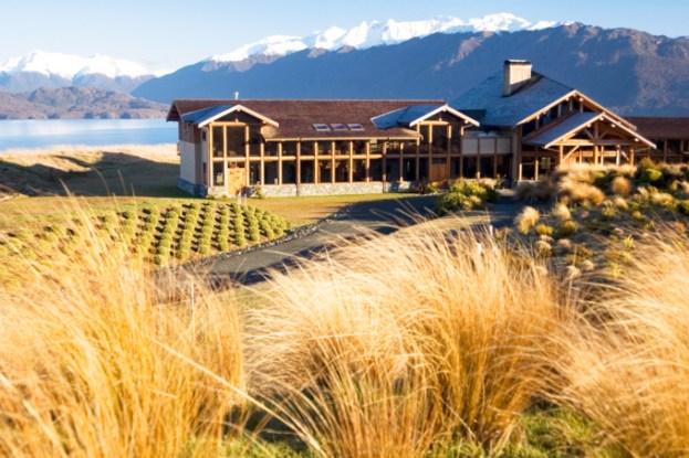Fiordland Lodge.