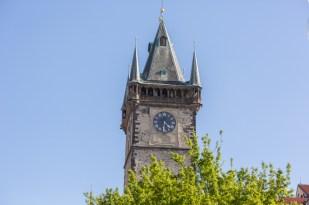 Arboleda e historia en la avenida París, la más elegante de Praga.