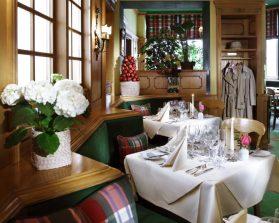 restaurante Salzachgrill, donde el perro también es bienvenido.