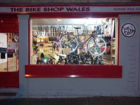 The Bike Shop, Penarth