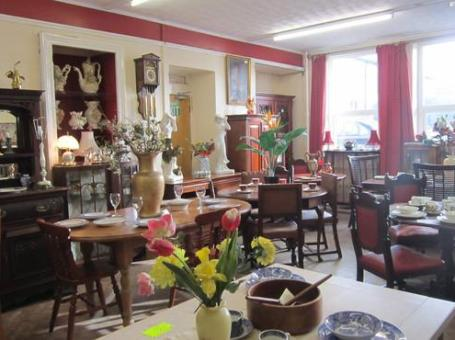 Miss Mollys Tearoom