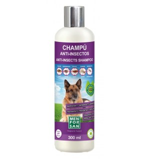 Shampoo Anti-Insetos 300 ml Menforsan