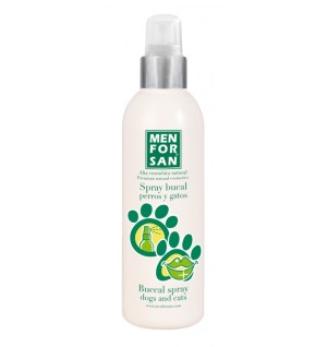 Spray Bucal para Cães e Gatos – 125 ml – Men For San