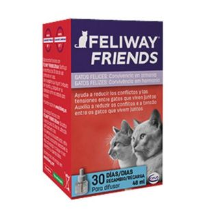 Feliway Friends Recarga 48ml