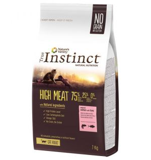 Inst Cat High Meat Adult Salmon