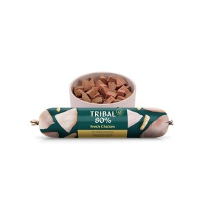 Tribal 80% Chicken Gourmet Sausage 750g
