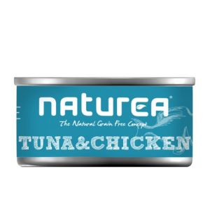 Naturea Tuna & Chicken Cat 80g