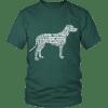 Dog Of Many Words Shirt